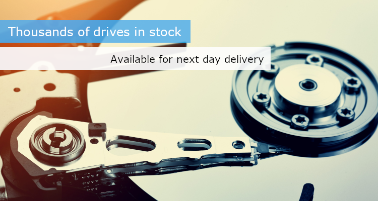 Thousands of drives in stock by Ultratec